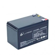 Акумулятор гелевий 12В 12Аг LX1212MG LUXEON