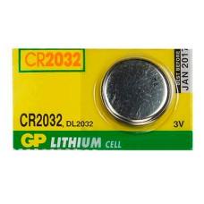 Батарейка літієва CR2032 3В GP