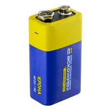 Батарейка сольова 6F22 (крона) 9В АскоУкрем
