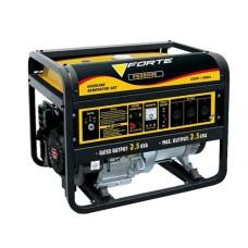 Електростанція FG3500E 2,5кВт, 1фаза 50Гц, бензин 0,55 л/кВт-год, бак 15л, ел.стартер або ручний старт FORTE