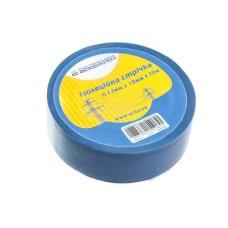 Ізоляційна стрічка 0,13мм*19мм*10м синя АскоУкрем (A0150020005)