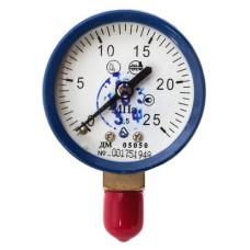 Манометр кисневий ДМ05050  25МПа-2,5 - О2 Склоприлад
