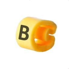 Маркування кабельне EC-0 з позначкою (B) 0,75...1,5 АскоУкрем