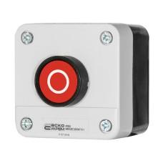 Пост керування XAL-B112 1NC 1-місний  Стоп-0 червона кнопка АскоУкрем