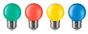 лампа кольорова