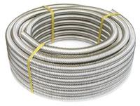 труба металлічна металорукам для кабеля