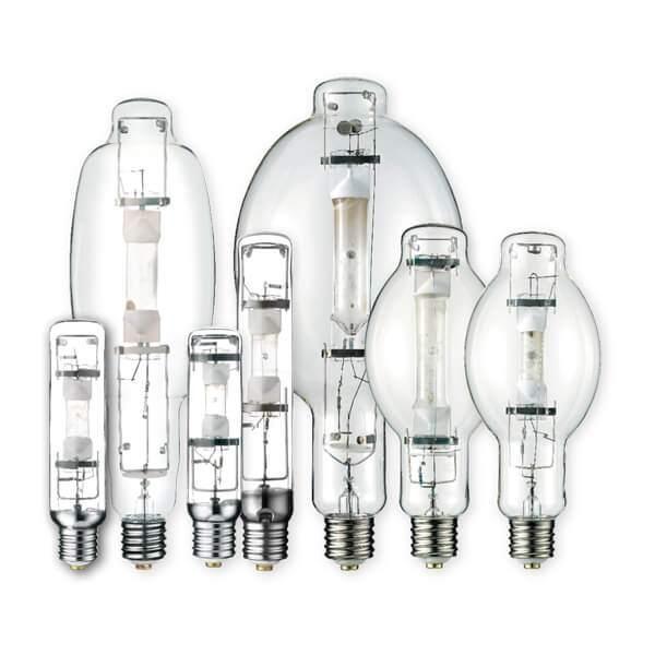 металогалогенові лампи