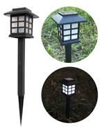 сонячний світильник для газону