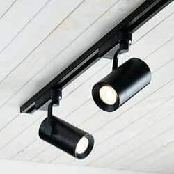 светильник на треке